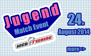 Web-Fishing Jugend Match Event